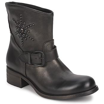 Schoenen Dames Laarzen JFK OSSIR Zwart