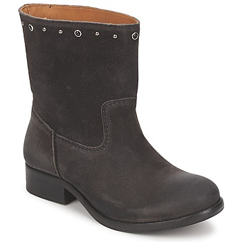 Schoenen Dames Laarzen Koah NOMADE  zwart