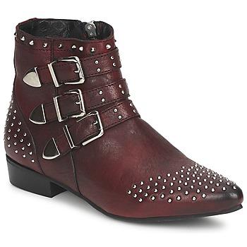 Schoenen Dames Laarzen Koah FYONA Bordeaux