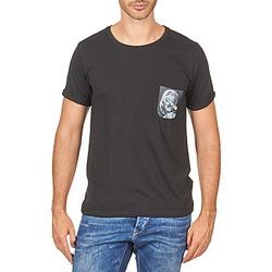 Textiel Heren T-shirts korte mouwen Eleven Paris MARYLINPOCK MEN Zwart