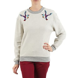 Textiel Dames Sweaters / Sweatshirts Eleven Paris TEAVEN WOMEN Grijs