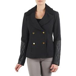 Textiel Dames Jasjes / Blazers Manoukian MEELTON Zwart