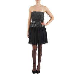 Textiel Dames Korte jurken Manoukian JENNI Zwart