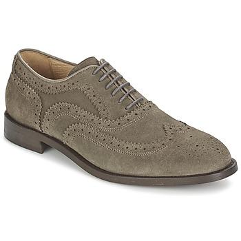 Schoenen Heren Derby Hudson HEYFORD Grijs