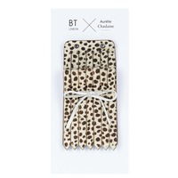 Accessoires Dames schoenen-accessoires Betty London LANGUETTE DEOPAR Leopard