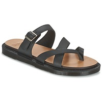 Schoenen Dames Sandalen / Open schoenen Dr Martens Kassy Zwart