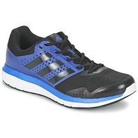 Schoenen Heren Running / trail adidas Performance DURAMO 7 M Zwart / Blauw