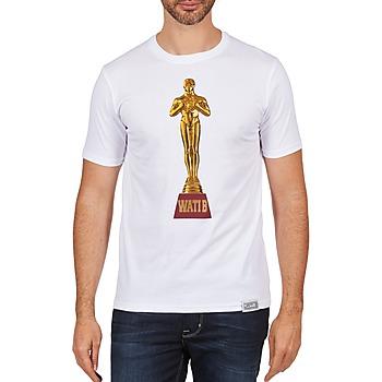 Textiel Heren T-shirts korte mouwen Wati B TSOSCAR Wit