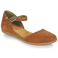 Schoenen Dames Sandalen / Open schoenen El Naturalista STELLA Brown