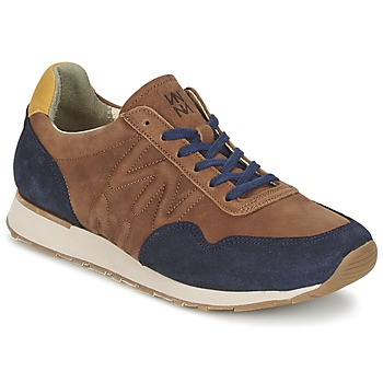 Schoenen Heren Lage sneakers El Naturalista WALKY Brown