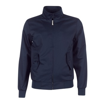 Textiel Heren Wind jackets Harrington HARRINGTON PAULO Marine