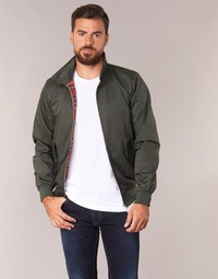 Textiel Heren Wind jackets Harrington HARRINGTON Kaki