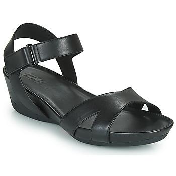 Schoenen Dames Sandalen / Open schoenen Camper MICRO Zwart
