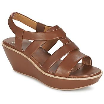 Schoenen Dames Sandalen / Open schoenen Camper DAMAS Brown