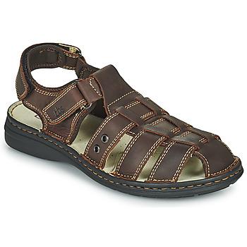 Schoenen Heren Sandalen / Open schoenen TBS BARROW Brown