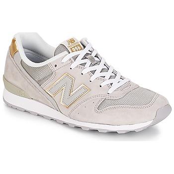 Schoenen Dames Lage sneakers New Balance WR996 Beige