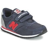 Schoenen Kinderen Lage sneakers New Balance KE420 Marine / Rood