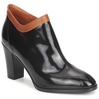 Schoenen Dames Low boots Sonia Rykiel 654802 Zwart / Ocre