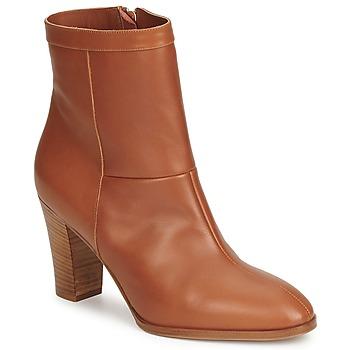 Schoenen Dames Enkellaarzen Sonia Rykiel 654803 Brown