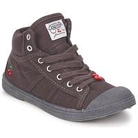 Schoenen Kinderen Hoge sneakers Le Temps des Cerises BASIC-03 KIDS Brown