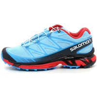 Schoenen Dames Running / trail Salomon Wings Pro Bleu