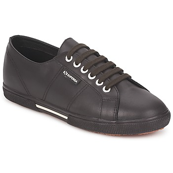 Schoenen Lage sneakers Superga 2950 Chocolade