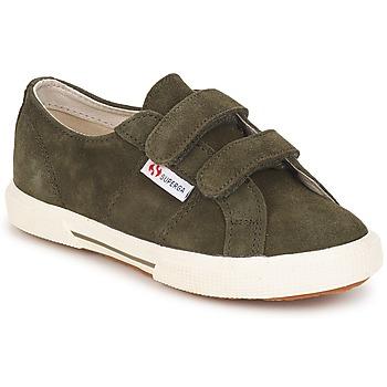 Schoenen Kinderen Lage sneakers Superga 2950 Leger