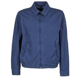 Textiel Heren Wind jackets Hackett CLASSIC BLOUSON Marine