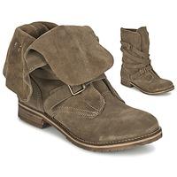 Schoenen Dames Laarzen Casual Attitude GRAVINE Brown