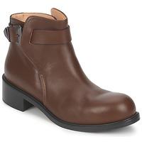 Schoenen Dames Laarzen Kallisté 5723 Brown