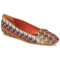 Schoenen Dames Mocassins Missoni WM004 Multicolour