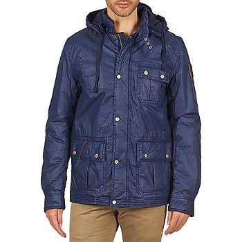 Textiel Heren Parka jassen Gaastra TUNDRA (K) Blauw