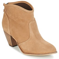 Schoenen Dames Enkellaarzen Betty London KIMIKO TAUPE