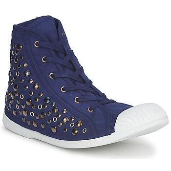 Schoenen Dames Hoge sneakers Wati B BEVERLY Marine