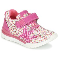 Schoenen Meisjes Lage sneakers Agatha Ruiz de la Prada ADENOR Roze