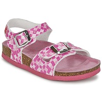 Schoenen Meisjes Sandalen / Open schoenen Agatha Ruiz de la Prada ANNA Fuschia