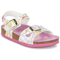 Schoenen Meisjes Sandalen / Open schoenen Agatha Ruiz de la Prada CHELINA Multikleuren