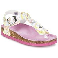 Schoenen Meisjes Sandalen / Open schoenen Agatha Ruiz de la Prada MARGANA Multicolour