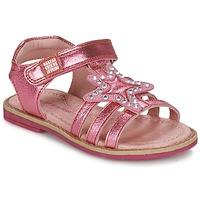 Schoenen Meisjes Sandalen / Open schoenen Agatha Ruiz de la Prada NUEL Roze