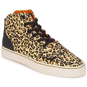 Schoenen Dames Hoge sneakers Creative Recreation W CESARIO XVI M Leopard
