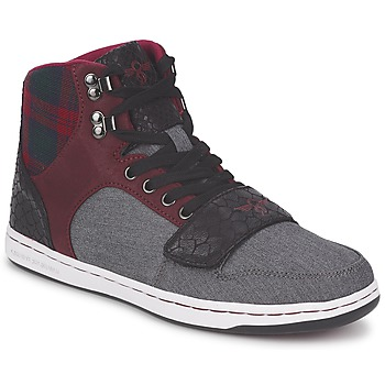 Schoenen Heren Hoge sneakers Creative Recreation W CESARIO Grijs / Brown