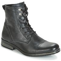 Schoenen Heren Laarzen Casual Attitude RIBELLE Zwart