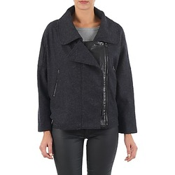 Textiel Dames Wind jackets Color Block 3222271 Zwart