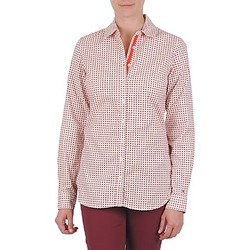 Textiel Dames Overhemden Tommy Hilfiger CARYN Orange