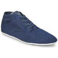 Schoenen Hoge sneakers Eleven Paris BASIC MATERIALS Marine