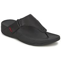 Schoenen Heren Slippers FitFlop TRAKK II Zwart