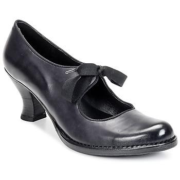 Schoenen Dames pumps Neosens ROCOCO COLA Zwart