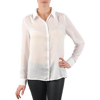Textiel Dames Overhemden La City OCHEM Wit
