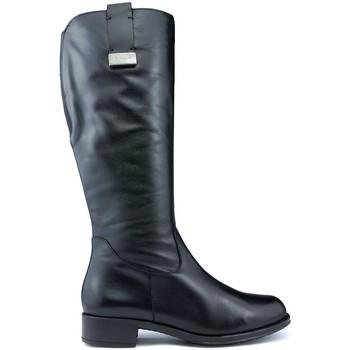 Schoenen Dames Hoge laarzen CallagHan S  BOND RIDE NEGRO