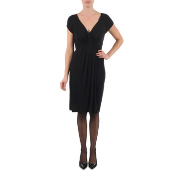 Textiel Dames Korte jurken La City ROBE3D1B Zwart